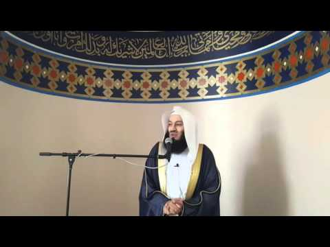 Mufti Ismail Menk - How to perform Istikharah