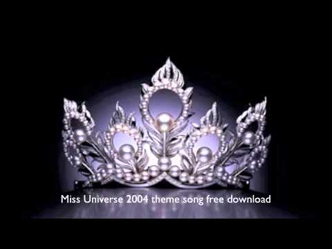 Miss Universe 2004 evening gown theme song free download