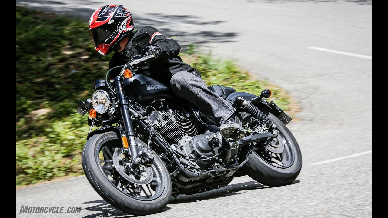 First Harley Davidson: 2016 Harley Davidson Roadster First Ride Review