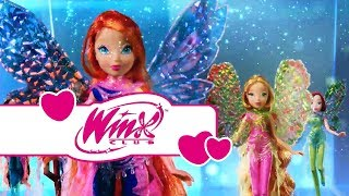 Winx Club - Dreamix Dolls