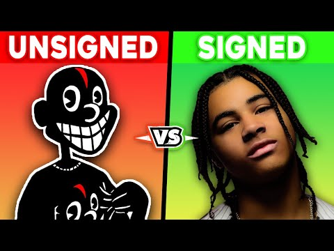 UNSIGNED RAPPERS vs. SIGNED RAPPERS!   Part 2