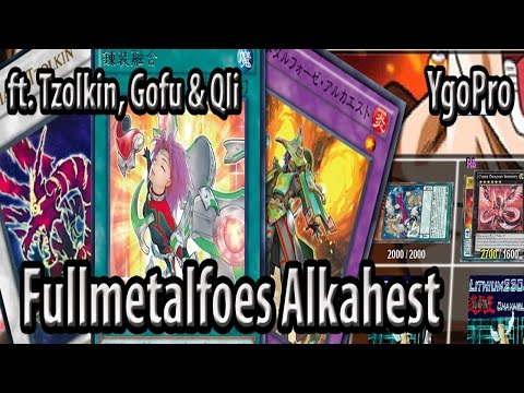 Metalfoes ft. Fullmetalfoes Alkahest (YgoPro) - Cyber-Stein is still banned though =3