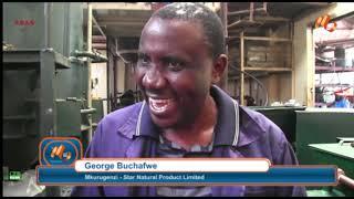Kumbe!! Wachina wananunua Mashine Tanzania - Mtaalamu wakuzalisha Sabuni