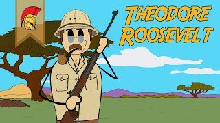 Theodore Roosevelt: Manlier Than You