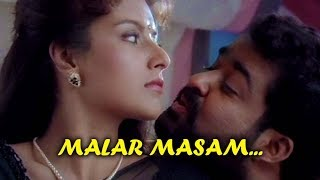 Malar Masam - Nirnayam Malayalam Movie Song   Mohanlal   Heera Rajagopal