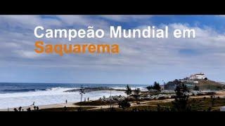 Campeão Mundial de Surf WSL 2019 Ítalo Ferreira na praia da Barrinha em Saquarema - 02 07 2020