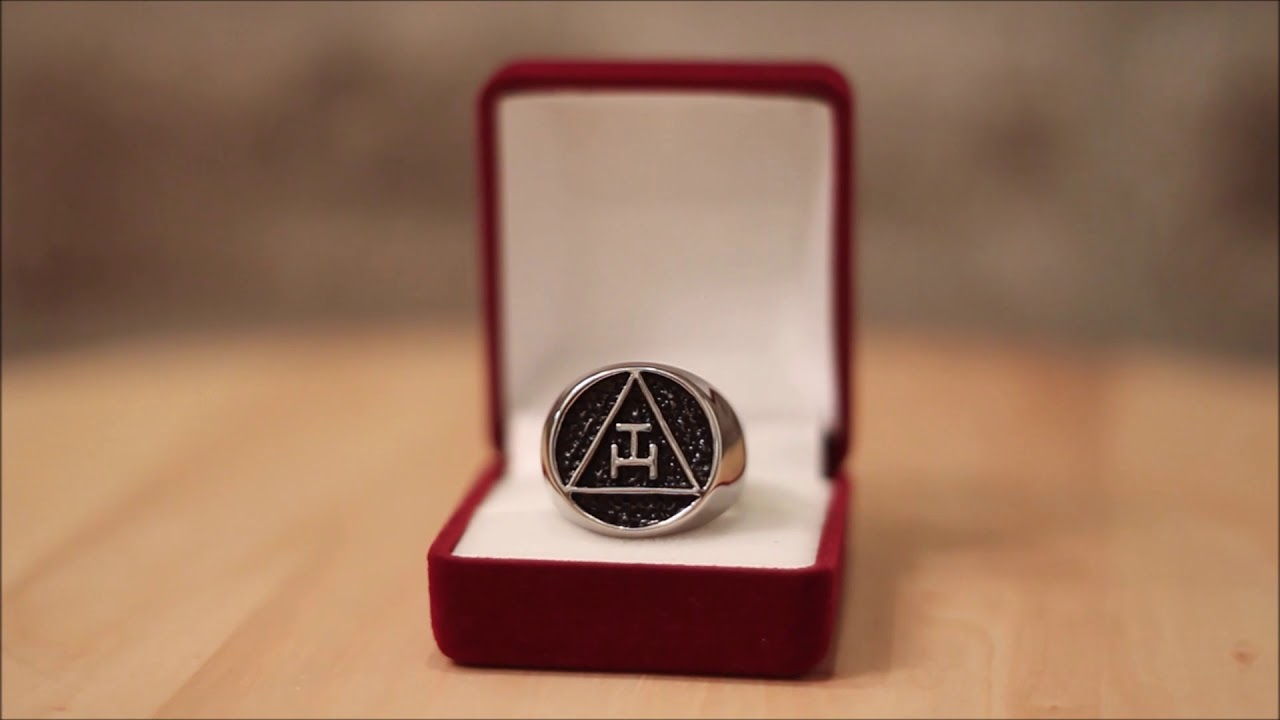 Masonic Lodge Ring, Holy Royal
