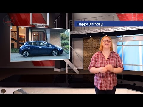 FF's $1 Billion Factory, VW Comes Clean, LEAF Birthday T.E.N. Future Car News 11th December 2015