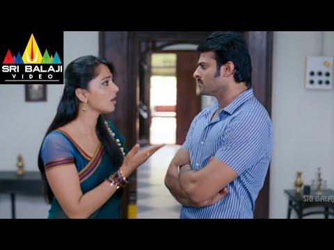 Mirchi Movie Anushka Enquiry about Prabhas Dream Girl   Prabhas, Anushka, Richa   Sri Balaji Video