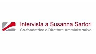 Intervista Susanna Sartori - Cosmetic Service SRL Thumbnail