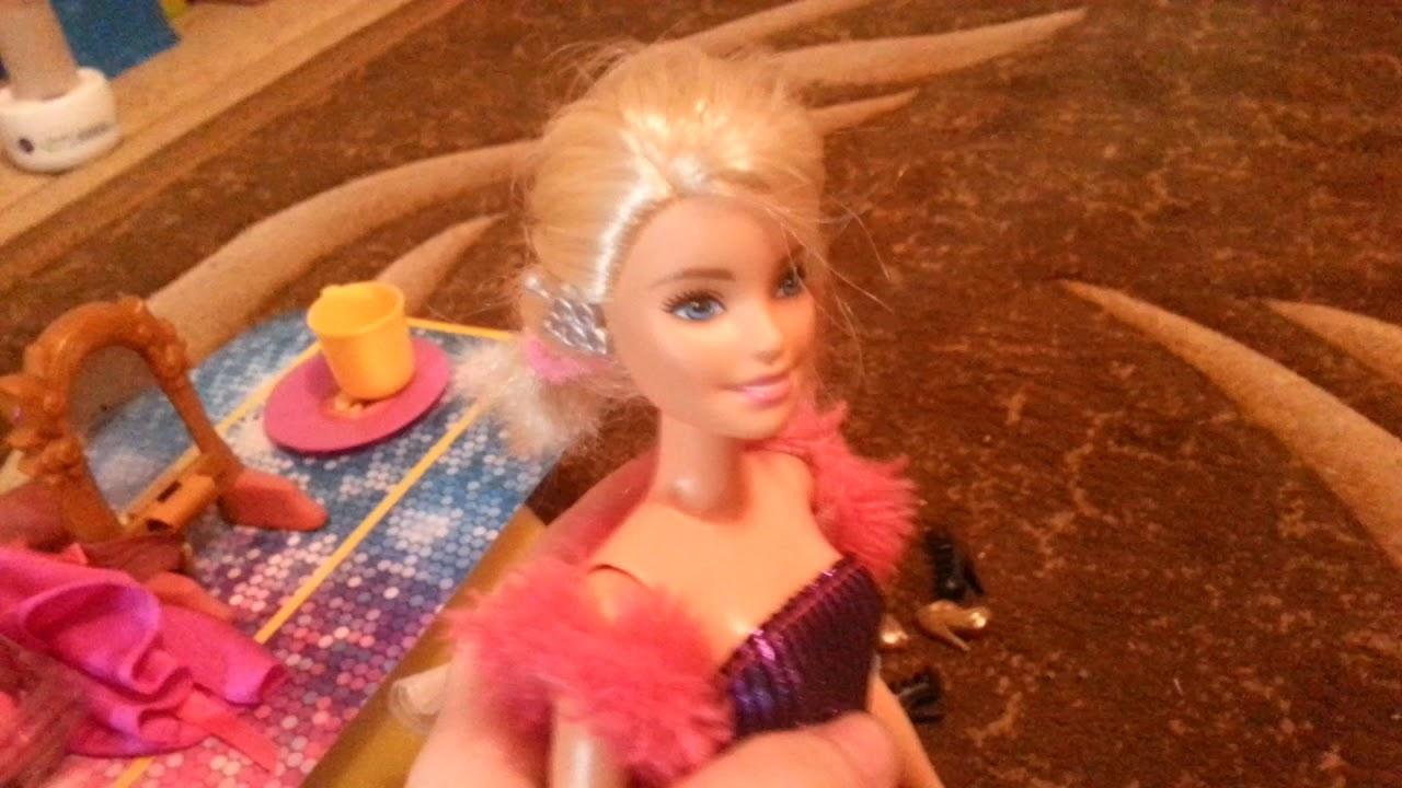 Barbie La Coafor Youtube