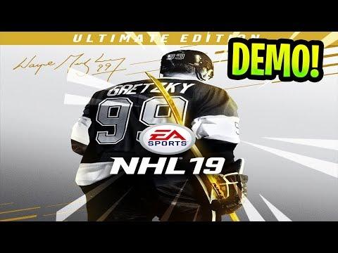 Nhl 19 Demo Or Beta...