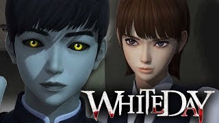 БОСС - ДВОЙНИК ШКОЛЬНИКА! - White Day: A Labyrinth Named School #4