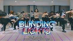 The Weeknd - Blinding Lights : Gangdrea Choreography