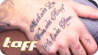 Cover up: Ein Fall für die Tattoo-Retterin | taff | ProSieben