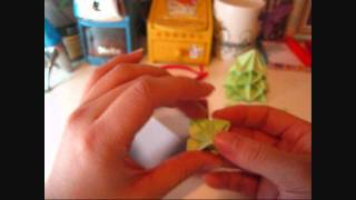 【tanya】origami Christmas Tree