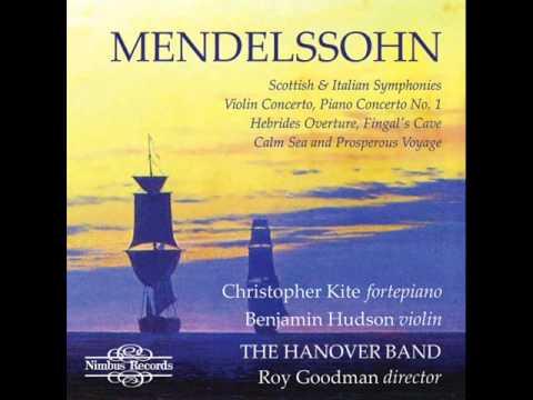 Mendelssohn Calm Sea and Prosperous Voyage, Opus 27