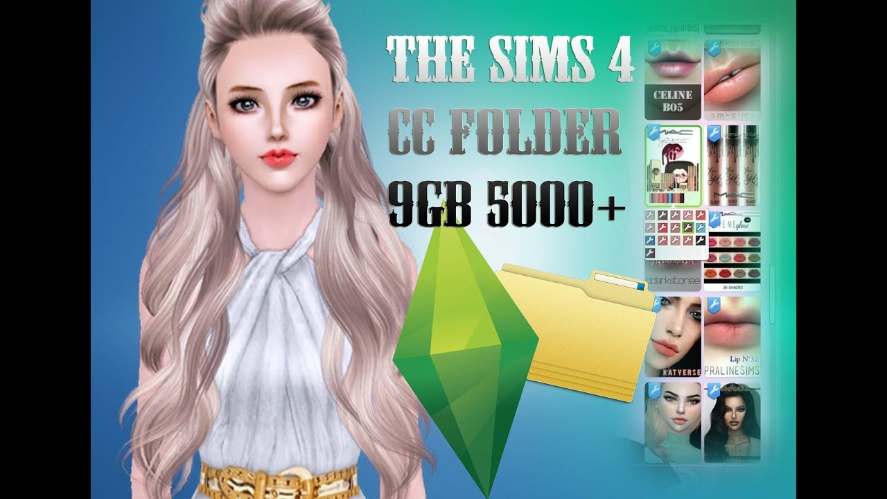 sims 4 clare siobhan cc folder download