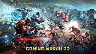 Shadowgun Legends - Pre-Register Now on Google Play! thumbnail