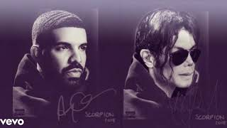 Drake and Michael Jackson - Don't Matter To Me (Audio HQ)