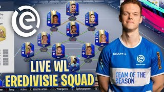 WEEKEND LEAGUE MET EEN EREDIVISIE TEAM 1STE 28-0 POTTEN OP PS4 & XBOX | ESPORTER PEC ZWOLLE