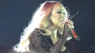 Mariah Carey Touch My Body Medley Heartbreaker Sweet Sweet Fantasy Tour PARIS Bercy 21 4 2016