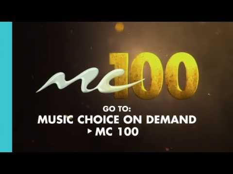 Catch the MC 100 on Music Choice On Demand!