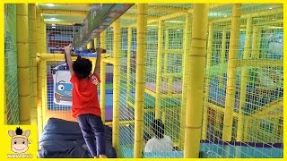 Tayo the little bus Kids Cafe Indoor Playground for Kids and Family Ball Play | MariAndKids Toys