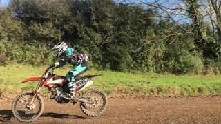 Josh Taylor #166 motocross edit