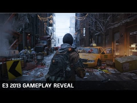 Tom Clancy's The Division – E3 Gameplay reveal [EUROPE]