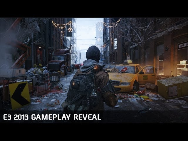 Tom Clancy's The Division - E3 Gameplay reveal [EUROPE]