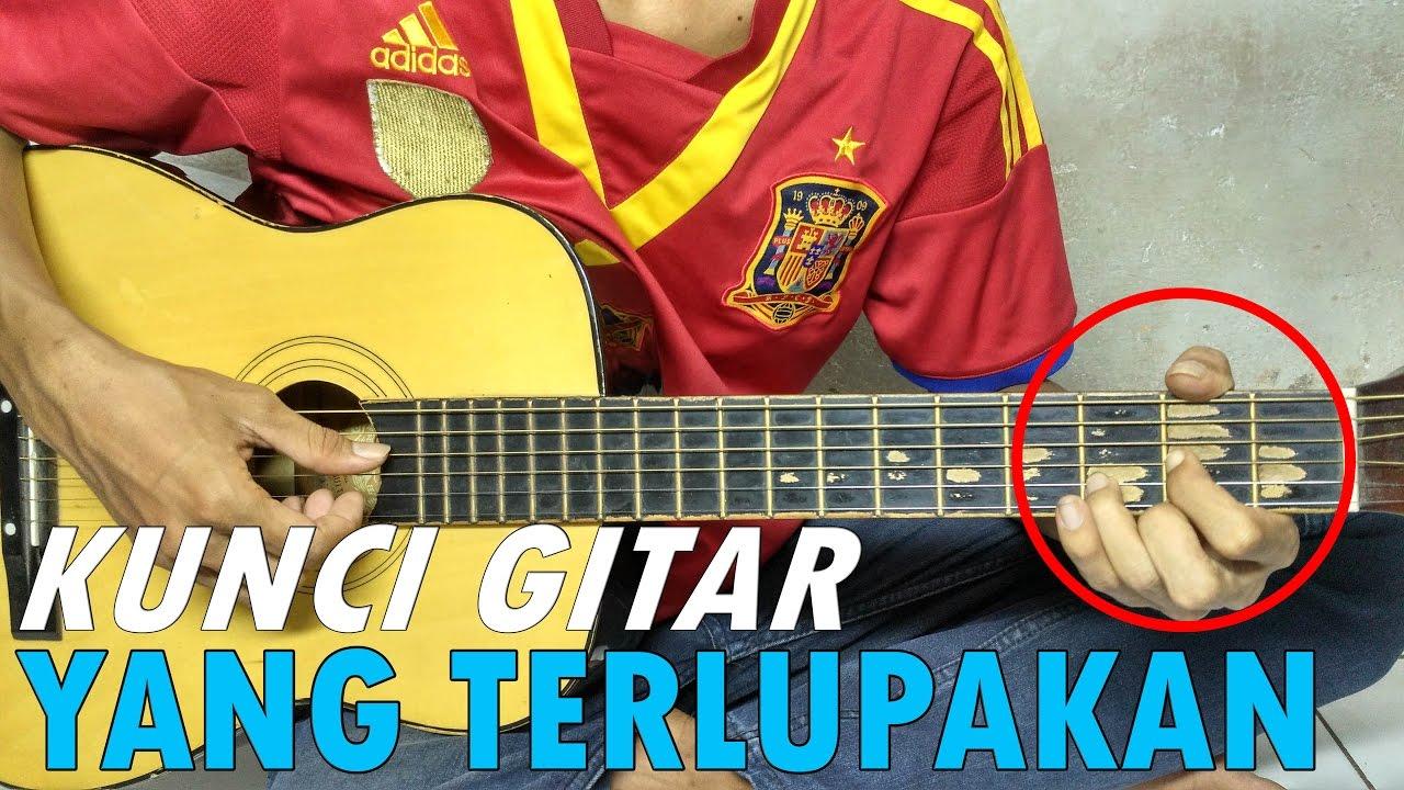 Belajar Kunci Gitar Yang Terlupakan Iwan Fals Noah Denting Piano Youtube