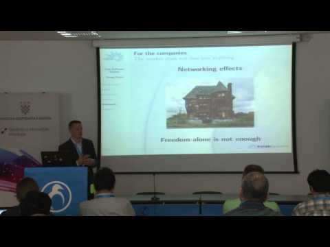 DORS/CLUC 2014. - Living in the Free Software Society