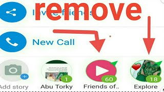 HOW TO DELETE FRIEND OF FRIENDS STORY ON IMO ? HOW TO REMOVE FRIEND OF FRIEND STORY AN EXPLORE IMO