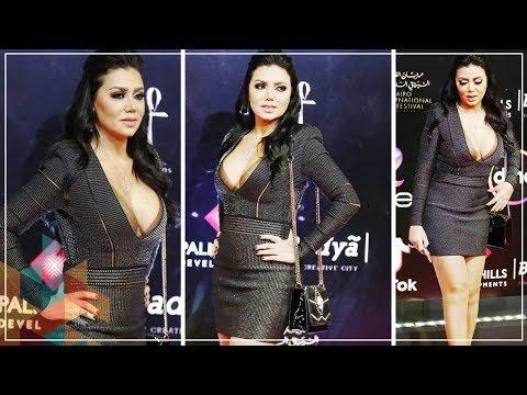 رانيا يوسف بفستان مثير على السجادة الحمراء بمهرجان السينما  - نشر قبل 4 ساعة
