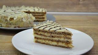 Торт ЭСТЕРХАЗИ / Ореховый торт