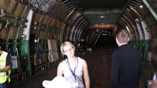 HD Inside the Antonov 124!!!!!!!!!!!