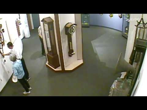 Thumbnail: Man Ignores Rules Destroys Priceless Clock at Museum in Seconds