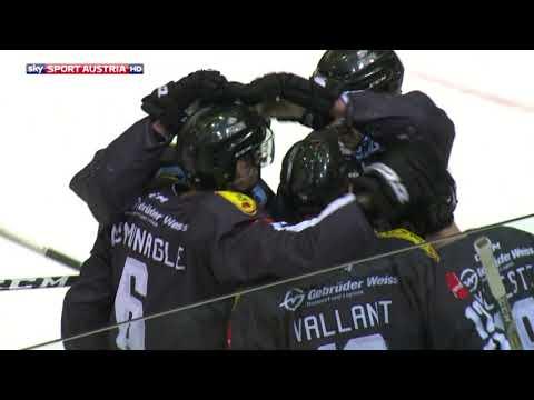 Erste Bank Eishockey Liga 17/18, 6.Qualifikationsrunde: Dornbirn Bulldogs–Moser Graz 99ers 5:4