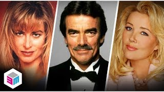 """THEN v.s. NOW - 35 """"The Young and The Restless"""" Stars - Stunning Transformation"""