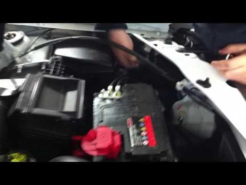Нюанс при установке ДХО на Renault Duster