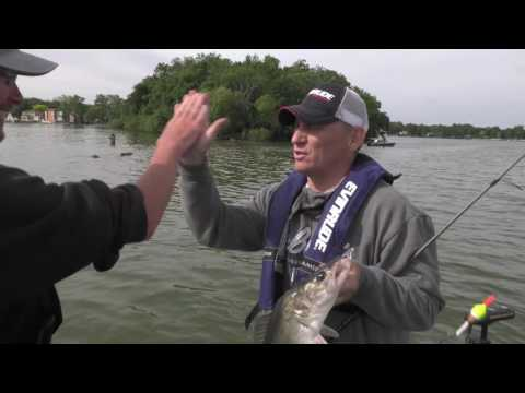 """Fishing The Midwest 2017 - Episode 3 """"CLEAR LAKE FUN!!"""""""