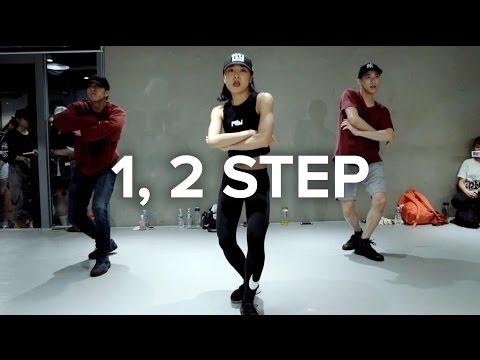 1, 2 Step - Ciara ft. Missy Elliott / Beginner's Class