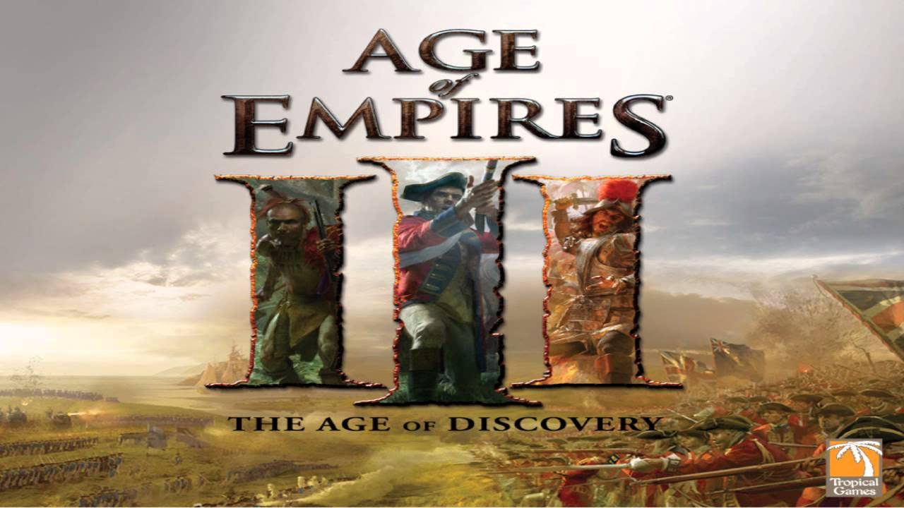 Age Of Empires Iii Is Reborn As Empires Age Of Discovery: Revolution Music (10 Minutes Version