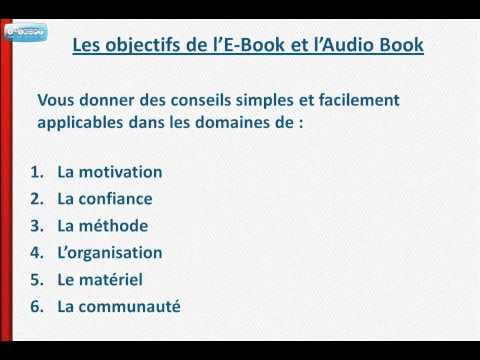 Objectifs de l'E-Book et l'Audio Book de Français Authentique