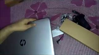 HP Notebook AY516TX Laptop Unboxing | Purchased @Rs 21222 from Amazon