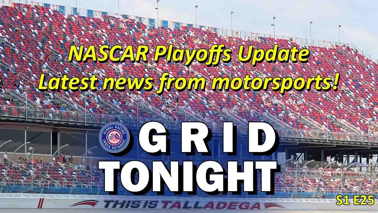 GRID Tonight: NASCAR 2021 Schedule