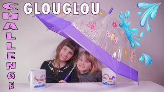 GLOUGLOU CHALLENGE • Water Challenge - Studio Bubble Tea challenge