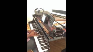 Elle Varner - Stop the Clock (Piano Cover)