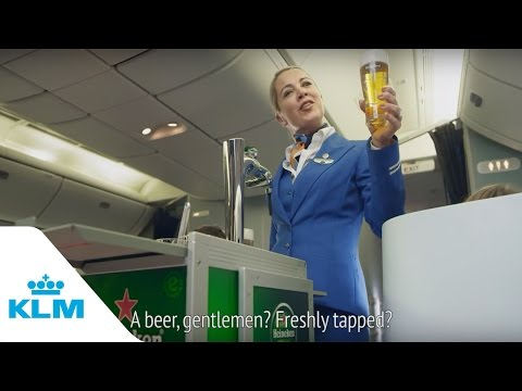 The Unexpected by KLM & Heineken